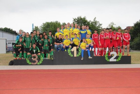 HAGEMO CUP – Drei Tage Jugendfußball beim KSC  – Kurzfristig noch freie Startplätze zu vergeben