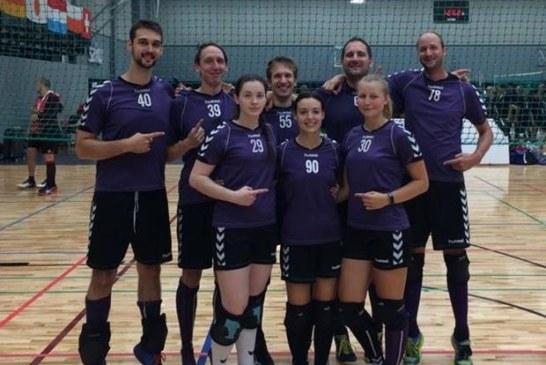 Kamener Mixed-Team im Halbfinale des Worldcup in Tartu