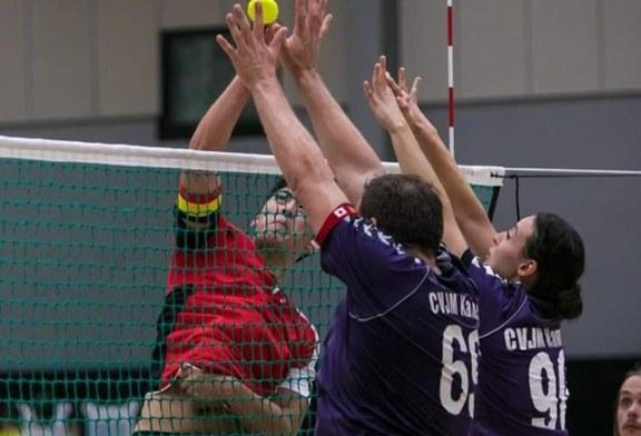 Halbfinaltag für die CVJM-Indiacas beim World-Cup in Estland.