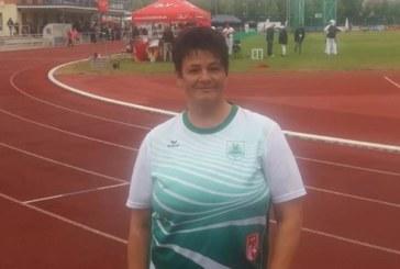 Ilona Schaub beste westfälische Starterin bei den Deutschen Seniorenmeisterschaften
