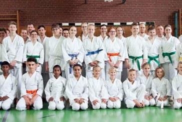34 Karateka beim NKSU geprüft