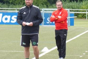 """Fußball-Kreisliga A2: BSV Heeren weist den KSV mit 5:2 """"in die Schranken"""" – TSC behauptet Spitze"""