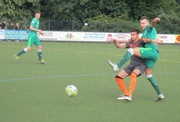 HSC gewinnt beim Werner SC mit 4:1 – große Sorgen um Reichwein und Pfaff