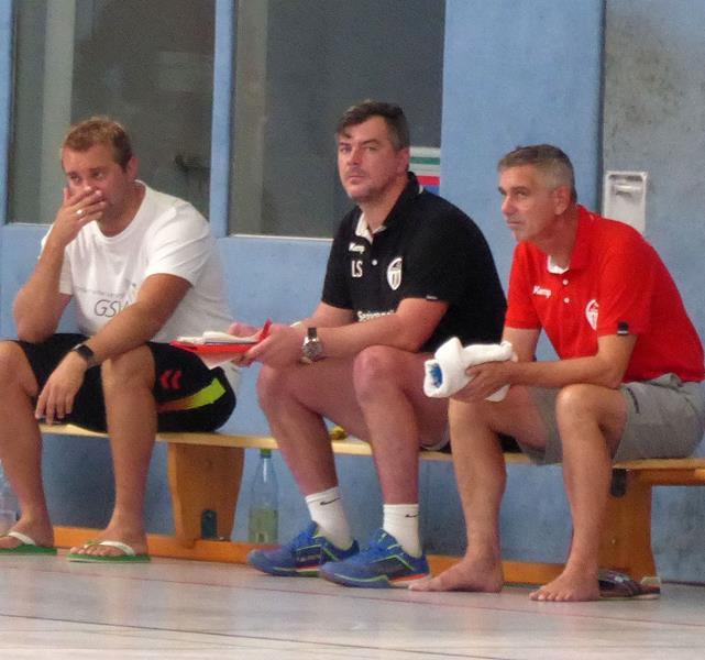 """Handball-Testspiele: Licht und Schatten beim HC TuRa und den """"Cobras"""""""