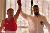 PSV-Boxer Anton Petrov weiterhin erfolgreich
