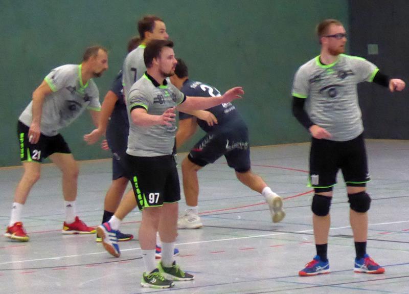 """Handball-Bezirksliga: Kamener Stadtduell wird am Samstag in der """"neuen"""" Koppelteich-Sporthalle angepfiffen"""