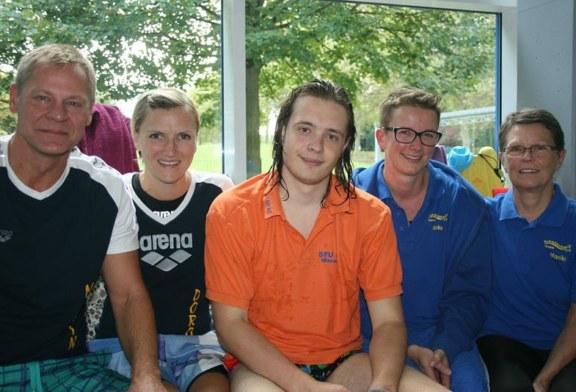 Zwei Mal Staffelgold für SFU-Masters bei den NRW-Kurzbahnmeisterschaften