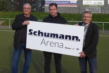 KSV-Fußballer kicken fortan in der Schumann.Arena