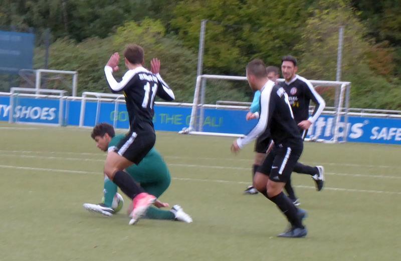 Fußball-Bezirksliga: Nachlese zum 9. Spieltag