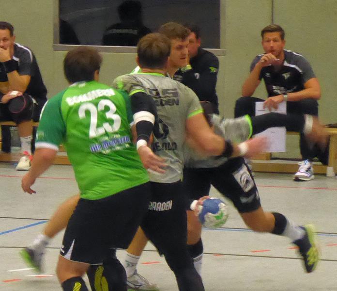 """""""Cobras"""" lassen in den entscheidenden Momenten die handballerische Qualität vermissen"""