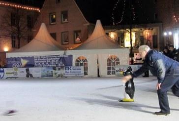 Kamener GSW-Stadtmeisterschaften im Eisstockschießen beginnen – 180 Teams haben gemeldet