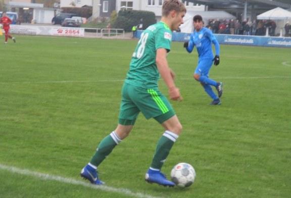 HSC nach 7:1-Kantersieg nun Oberliga-Achter