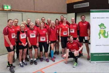 Laufsportfreunde auf der Barbararunde erfolgreich