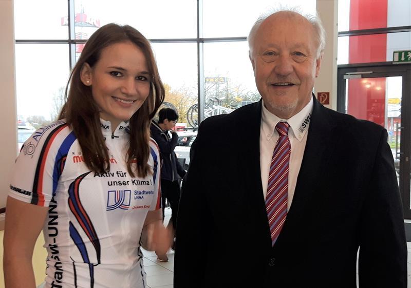 RSV-Radsportlerin Tanja Paller schrammt bei Militär-Weltspielen knapp an Medaillen vorbei