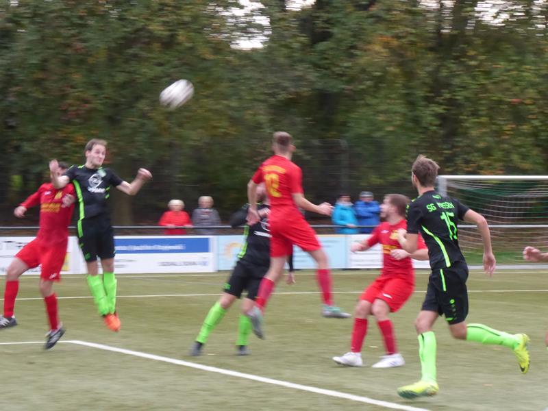 Fußball-Bezirksliga: Nachlese zum 13. Spieltag
