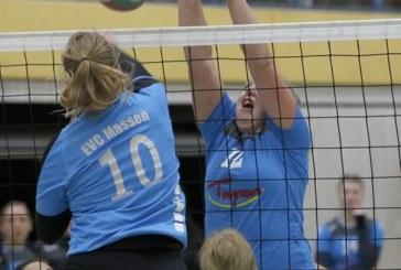 Bönener Damen gewinnen Volleyball-Derby gegen Massen