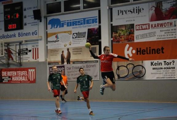 21 Mannschaften aus dem Handballkreis Hellweg bestreiten in dieser Saison ihre Spiele in Klassen auf Verbandsebene