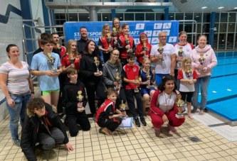 Wasserfreunde sehr erfolgreich bei den Stadtmeisterschaften in Bergkamen