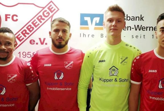 FC Overberge verstärkt sich mit vier Neuen