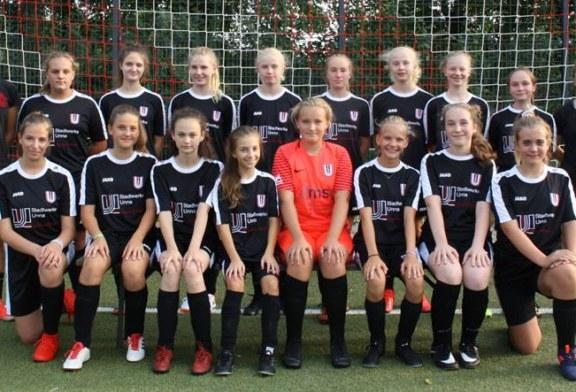 JSG U15 Herbstmeisterinnen der Kreisliga A Unna-Hamm/Dortmund/Hagen