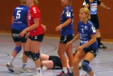 Leverkusener Nationalspielerinnen zu stark für Königsborn