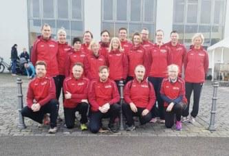 Laufsportfreunde Unna eröffnen Wettkampfsaison in Bönen