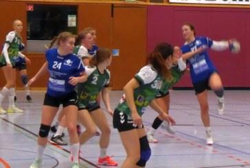 KSV-Damen spielen Angsthasen-Handball gegen Spitzenreiter Aldekerk