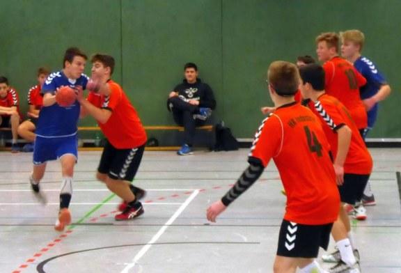 45. Kreisauwahlturnier sieht weibliche Jugend 2007 des Handballkreises Hellweg als Sieger – vier zweite Plätze