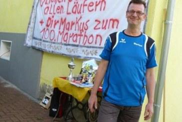 Markus Sembach erreicht die 200