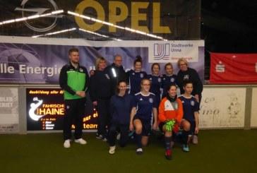 """TSV Solingen gewinnt den """"Opel Jonas DamenCup"""" der SG Massen"""