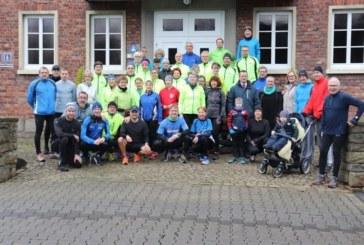 Lauf Team Unna veranstaltet Spendenlauf mit geistlicher Unterstützung