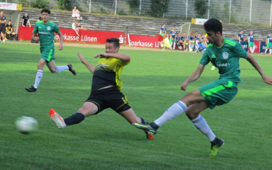 HSC-Teams trotzen DFB-Pokalwettbewerb mit Testspielen