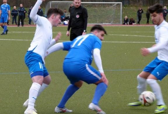 Fußball-Kreisliga A2: Elfmeter-Tor entscheidet Spitzenspiel zugunsten des TSC Kamen
