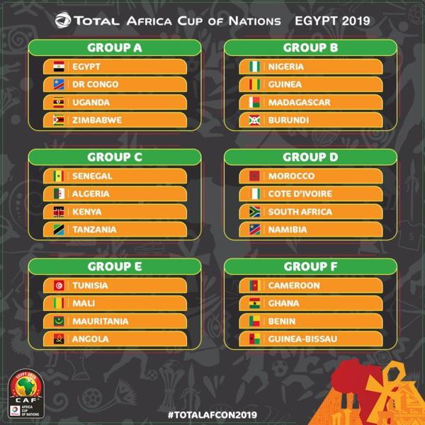 Après le tirage des poules Abdoulaye Sarr fixe les objectifs du Sénégal