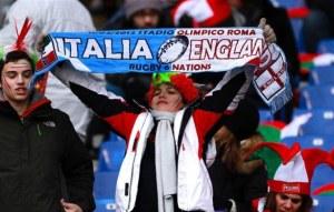 Italia Inghilterra 2011
