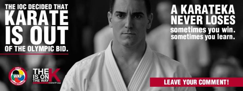 Olimpiadi 2020: Karate e Arrampicata, esclusi ma con stile…