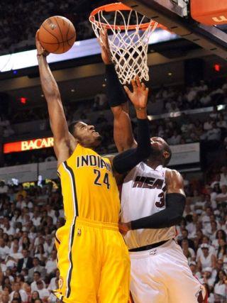 Playoff NBA 2013: si lotta sotto i tabelloni; Indiana non lascia spazio a Miami