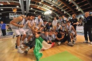 Virtus campione U19 - Foto Zamolo