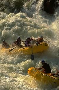 Mondiali Rafting, Rafting, Nuova Zelanda