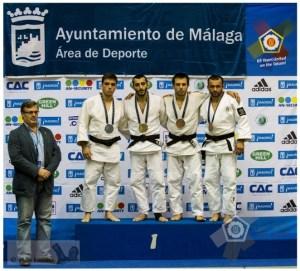 European Cup Judo, Diego Cressi