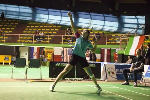 Badminton, Italian International Badminton