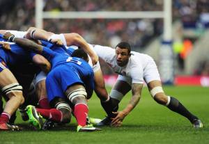 Francia vs Inghilterra, rugby, 6 nations