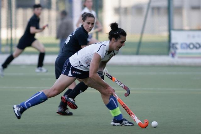 Tiddi, Hockey prato, nazionale hockey prato, Quadrangolare Cile hockey prato femminile