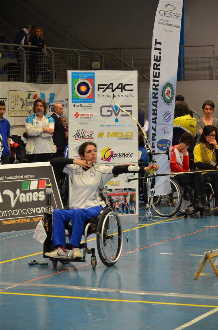 Campionati italiani Para Archery