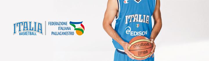 Federazione Italiana Pallacanestro, raduno Nazionale Basket a Roma