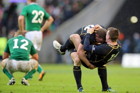 6 Nations, 6 Nazioni, Scozia vs Irlanda