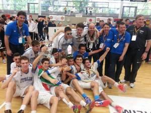 Torneo Schweitzer, Nazionale Basket U18