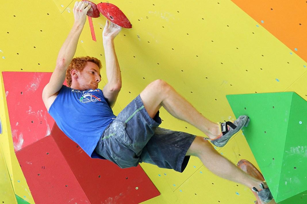 Gabriele Moroni, Arrampicata Sportiva, Coppa Italia Boulder