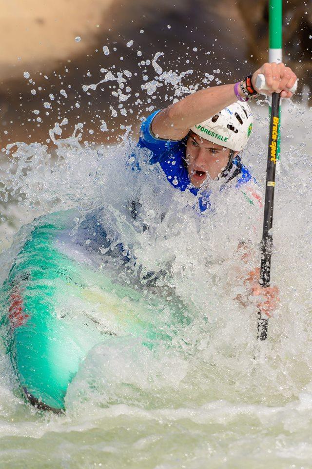 Canoa slalom, gli azzurri agli Oceania Championships 2016