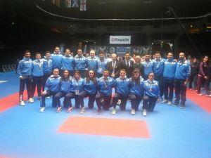 Europei Karate Tampere 2014